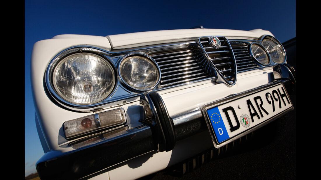 Alfa Romeo Giulia, Kühlergrill