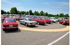 Alfa Romeo Giulia, Parkplatz