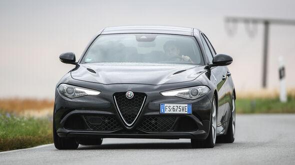 Alfa Romeo Giulia QV,Exterieur