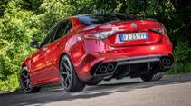 Alfa Romeo Giulia Quadrifoglio Facelift