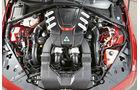 Alfa Romeo Giulia Quadrioglio, Motor
