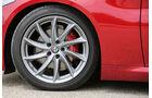 Alfa Romeo Giulia, Rad, Felge