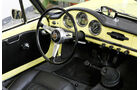 Alfa Romeo Giulia Spider, Cockpit, Lenkrad