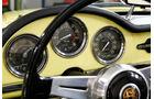 Alfa Romeo Giulia Spider, Lenkrad, Rundinstrumente
