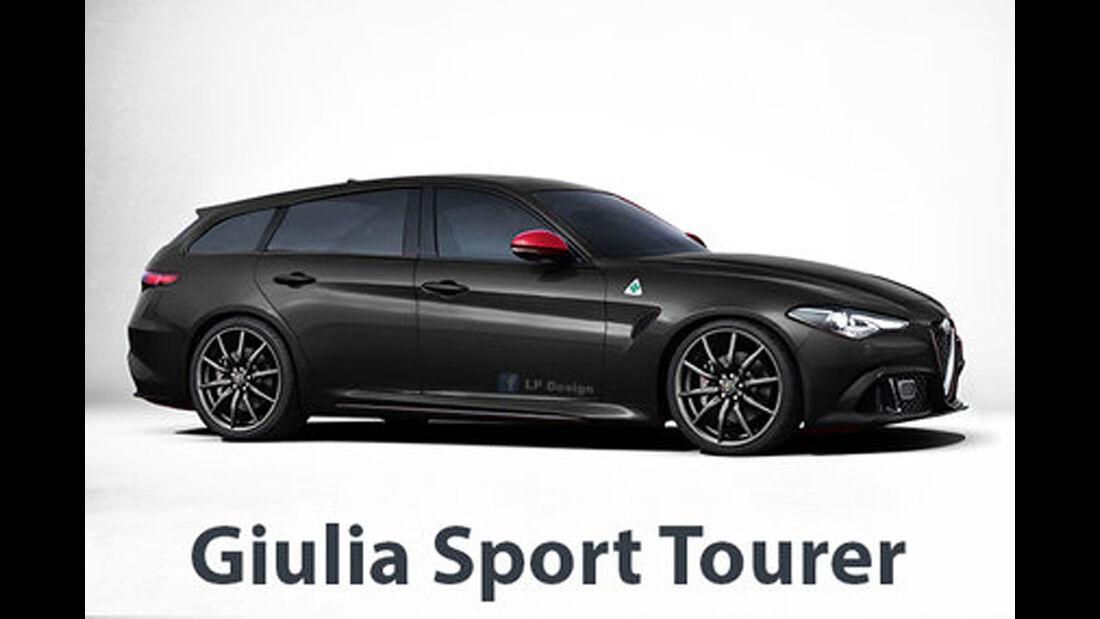 Alfa Romeo Giulia Sport Tourer