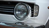 Alfa Romeo Giulia Sprint GT, Frontscheinwerfer