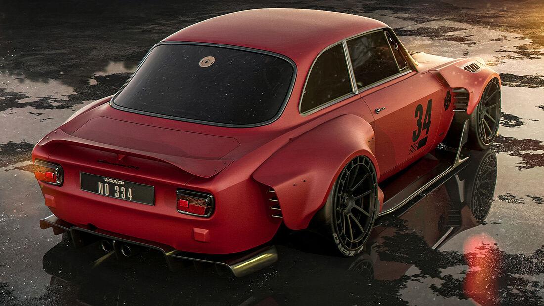 Alfa Romeo Giulia Sprint GTA Spoon Edition