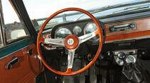 Alfa Romeo Giulia Super 1.3, Cockpit