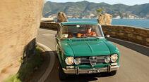 Alfa Romeo Giulia Super 1.3, Frontansicht