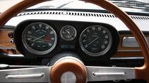 Alfa Romeo Giulia Super, Cockpit