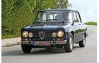 Alfa Romeo Giulia Super, Frontansicht