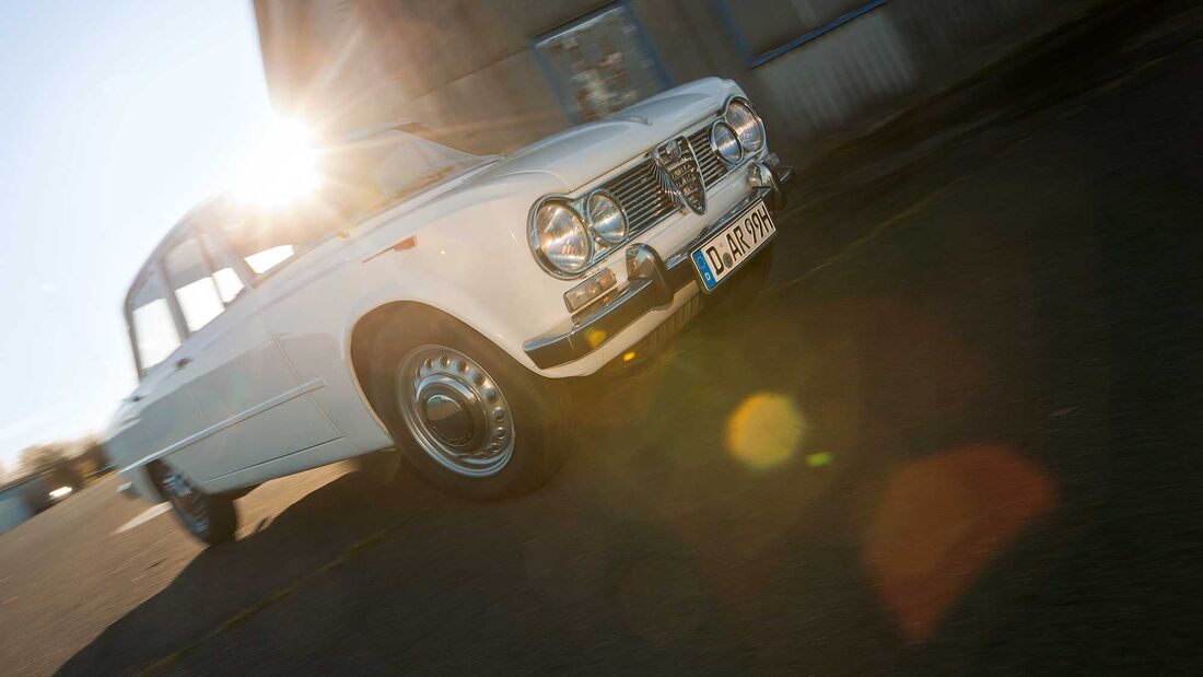 Alfa Romeo Giulia TI Kaufberatung