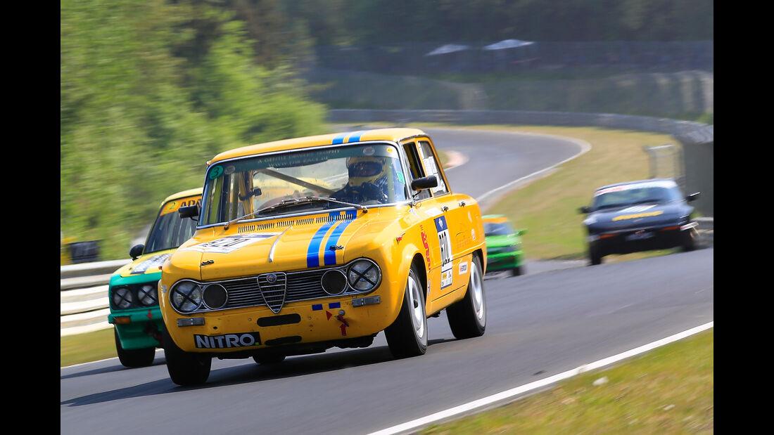 Alfa Romeo Giulia TI Super - 24h Classic - Nürburgring - Nordschleife