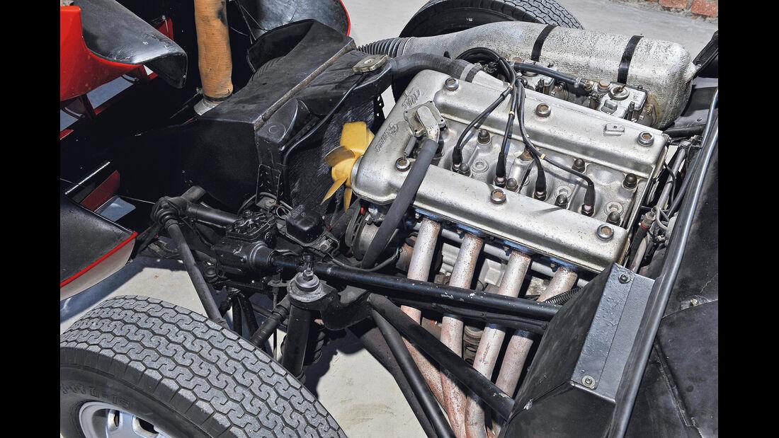 Alfa Romeo Giulia TZ, Motor