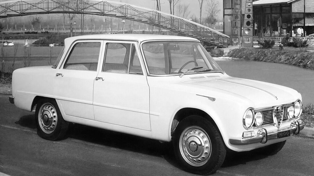 Alfa Romeo Giulia Ti 1962