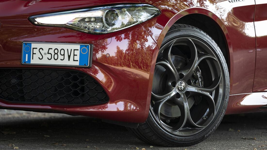 Alfa Romeo Giulia Veloce, Exterieur