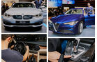 Alfa Romeo Giulia gegen BMW 3er, Teaser