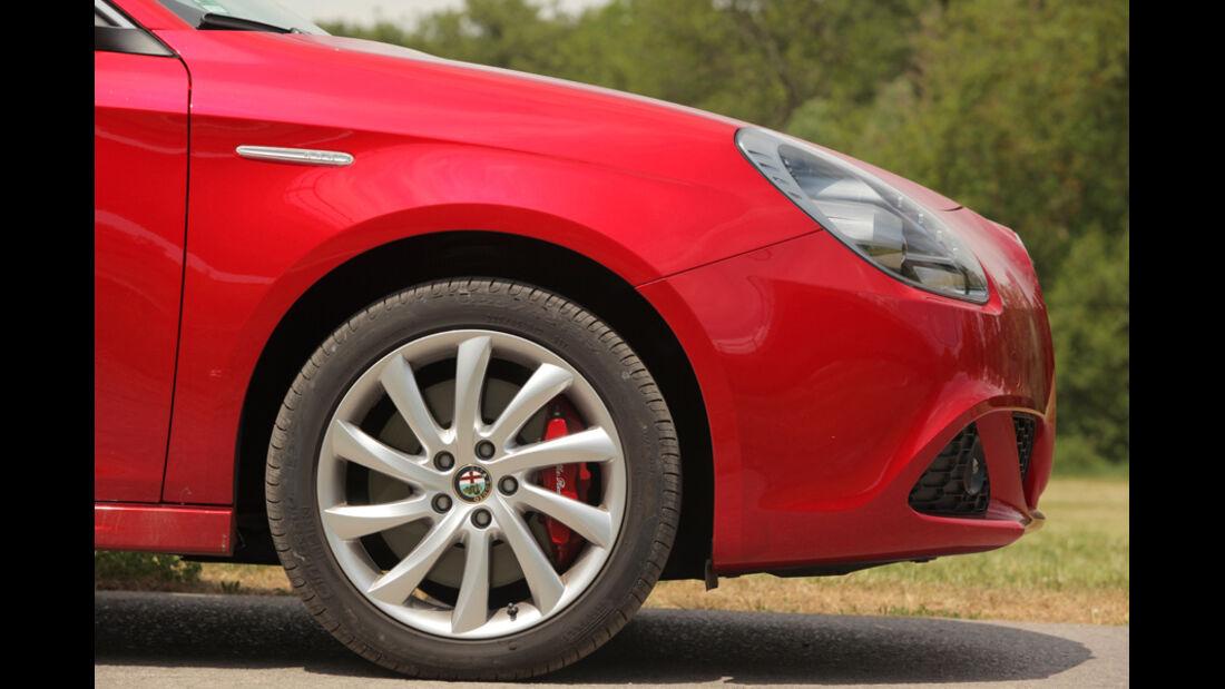 Alfa Romeo Giulietta 1.4 TB 16V, Felge, Vorderrad