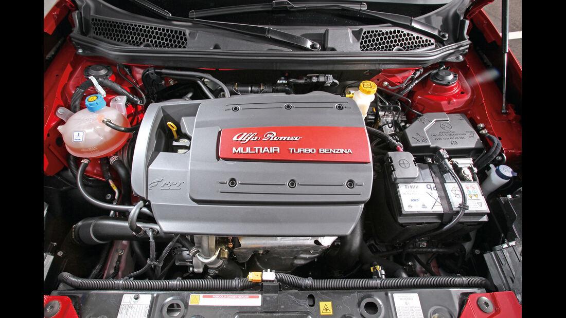 Alfa Romeo Giulietta 1.4 TB, Motor