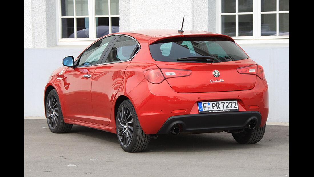 Alfa Romeo Giulietta, 1,8 Tbi, 16V,