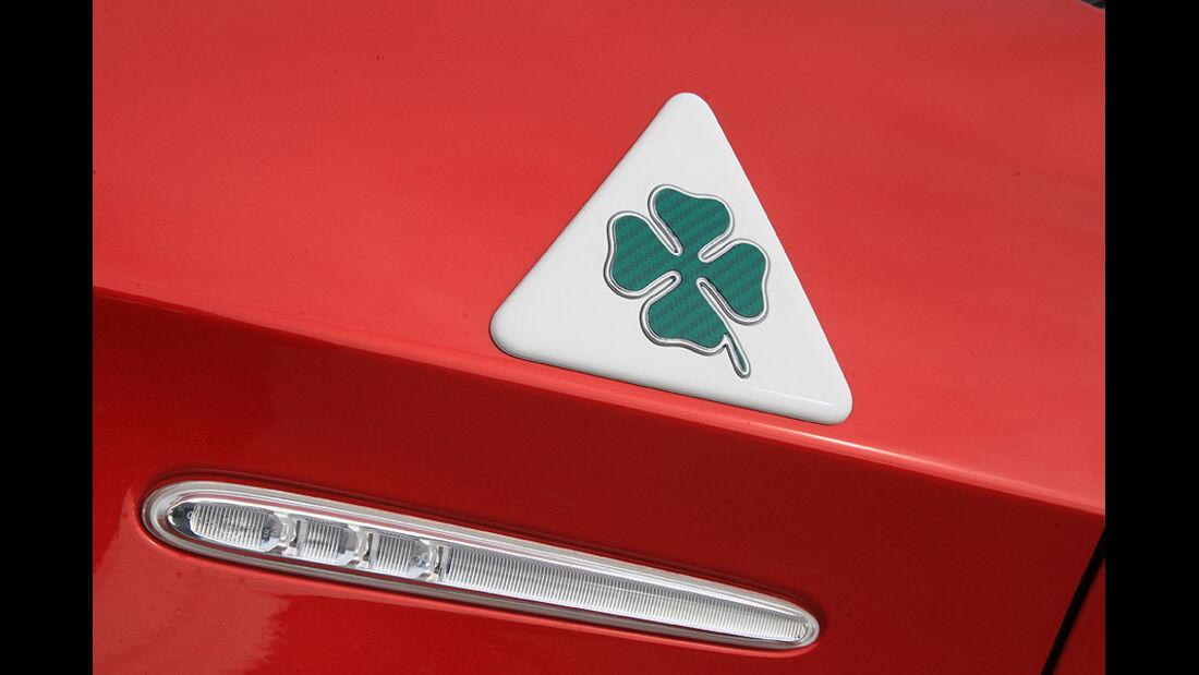 Alfa Romeo Giulietta, 1,8 Tbi, 16V, Logo