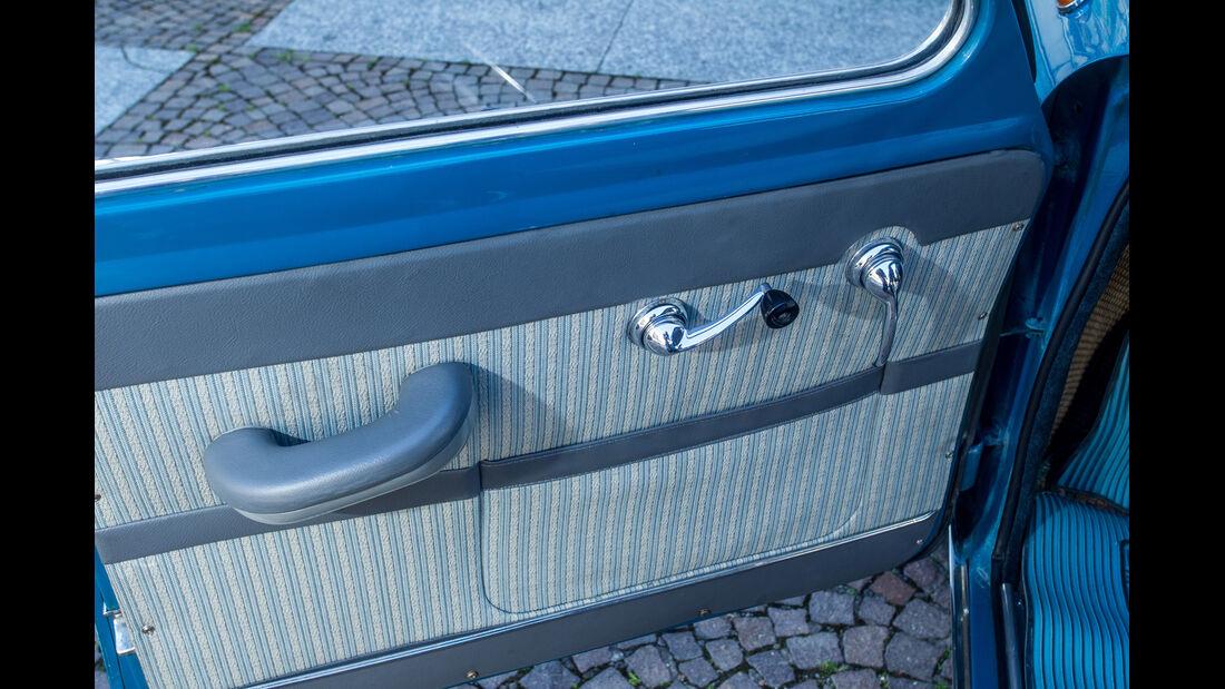Alfa Romeo Giulietta Berlina, Türinnenseite