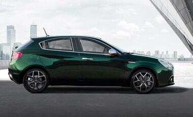 Alfa Romeo Giulietta Modelljahr 2019
