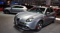 Alfa Romeo Giulietta QV, Genfer Autosalon, Messe, 2014