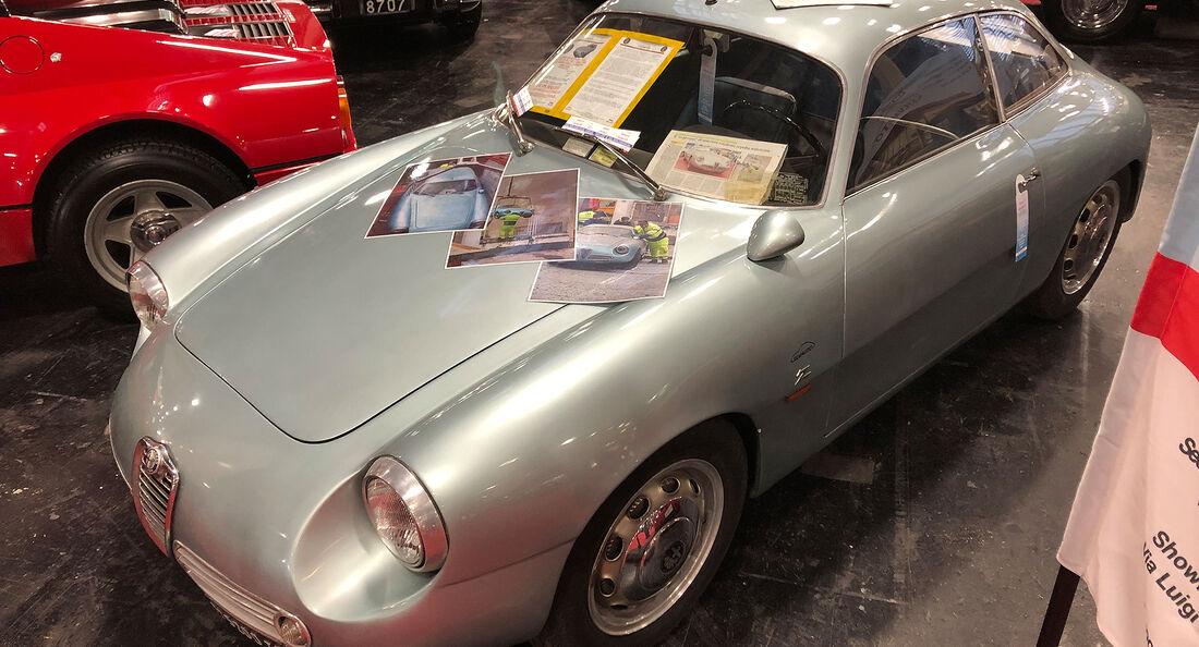 Alfa Romeo Giulietta SZ (1962) Rétromobile