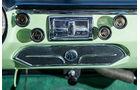 Alfa Romeo Giulietta Sprint, Mittelkonsole