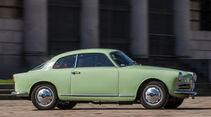 Alfa Romeo Giulietta Sprint, Seitenansicht