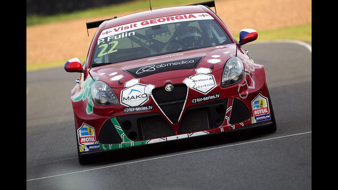 Alfa Romeo Giulietta TCR - TCR 2016 - Tourenwagen - Motorsport
