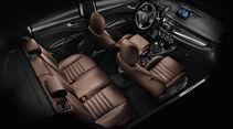 Alfa Romeo Giulietta for Maserati, Innenraum