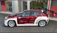 Alfa Romeo Giuliettta TCR - 2015