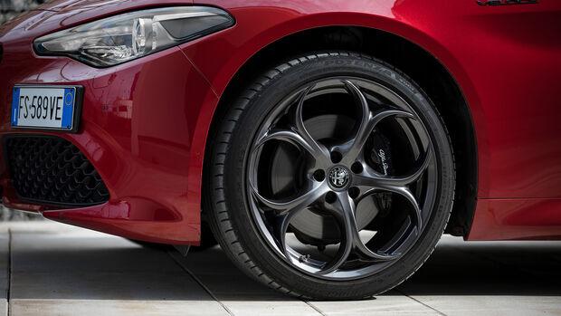 Alfa Romeo Gulia Veloce Ti, Exterieur