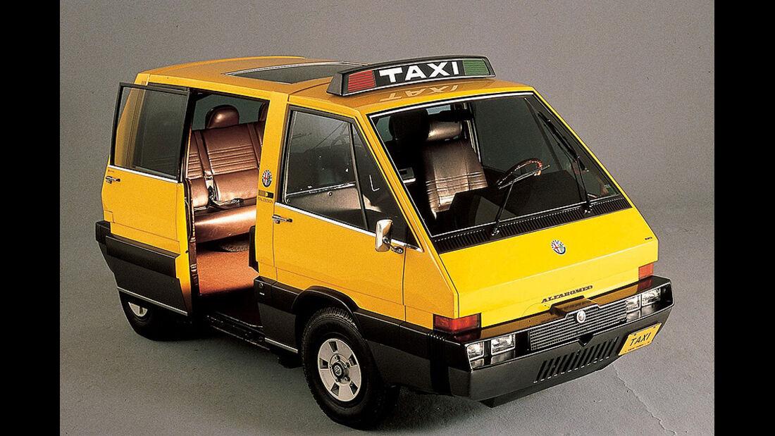 Alfa Romeo Italdesign Taxi