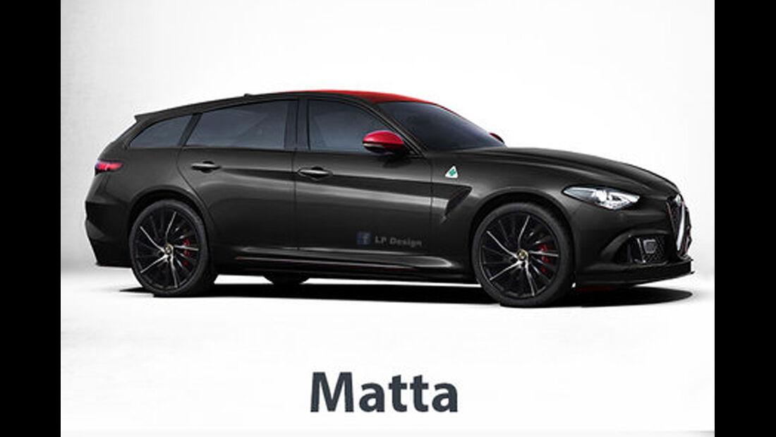 Alfa Romeo Matta