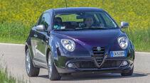Alfa Romeo Mito 0.9 8V Twinair Turismo, Frontansicht