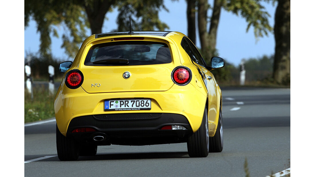 Alfa Romeo Mito 1.4 TB 16V Multiair