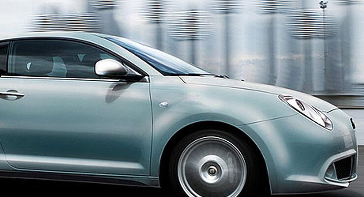 Alfa Romeo Mito Azzurro