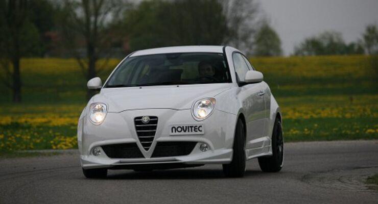 Alfa Romeo Mito, Novitec, Tuning