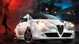 Alfa Romeo Mito Sondermodell