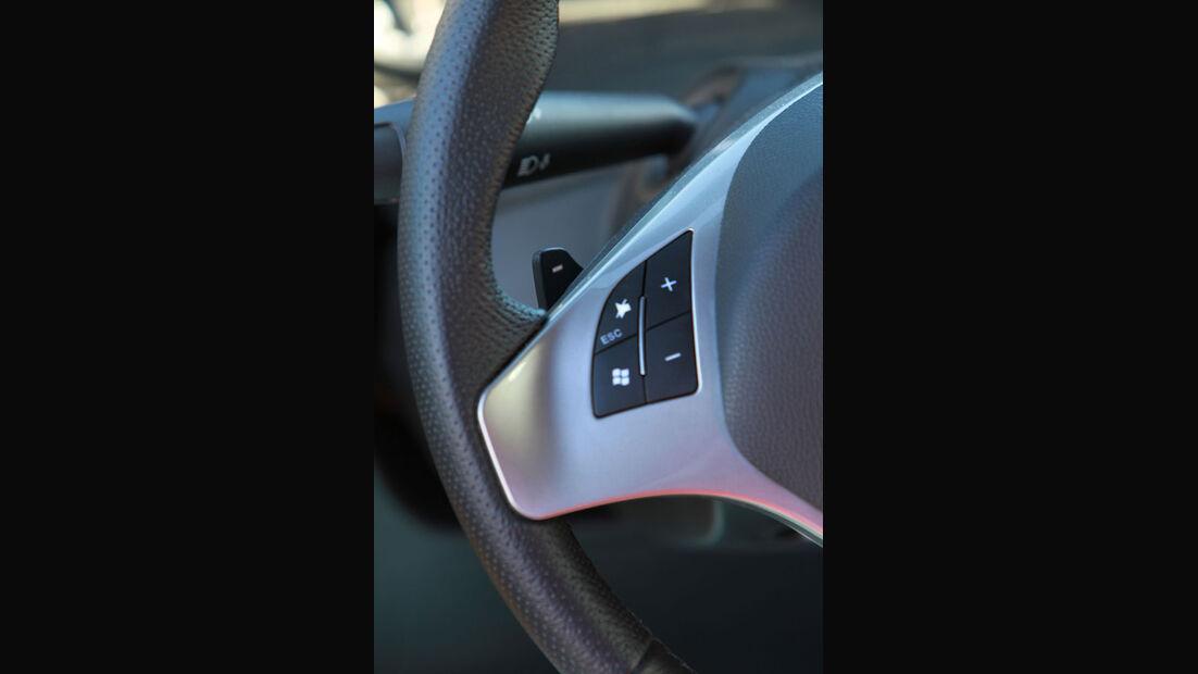 Alfa Romeo Mito TCT, Lenkrad