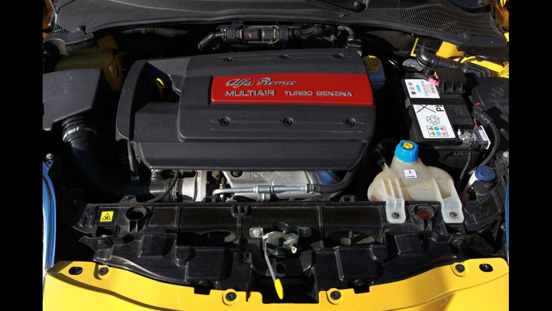 Alfa Romeo Mito TCT, Motor