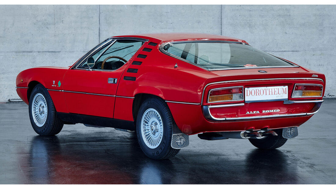 Alfa Romeo Montreal (1974)