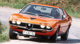 Alfa Romeo Montreal, Frontansicht