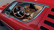 Alfa Romeo Montreal, Innenraum