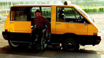 Alfa Romeo New York Taxi 1975