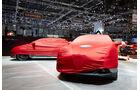 Alfa Romeo QV Tuch, Genfer Autosalon, Messe 2014