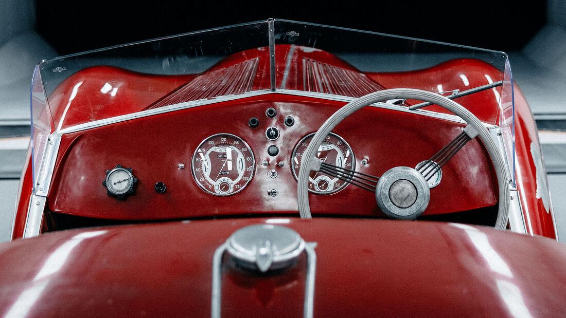 Alfa Romeo S10 SS / 12C Prototipo - Sauber F1 Fabrik - Restauration - 2021